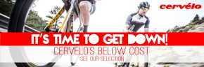Cervelo Closeouts Web Graphic